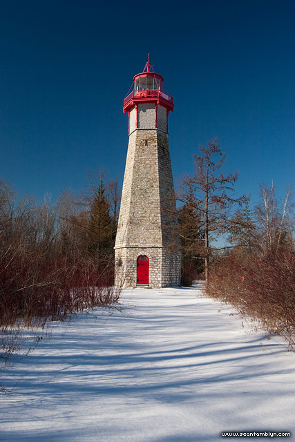 Gibraltar Point Lighthouse, Gibraltar Point, Toronto Islands