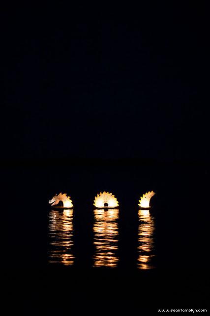 Distant Beast, Fire Parade 2010, Toronto Islands