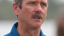 Chris Hadfield, Kennedy Space Centre, Florida
