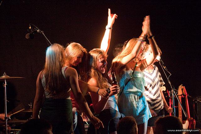 Soul Shaker Dance, Gala Weekend 2011, Ward's Island, Toronto Islands