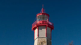 Gibraltar Point Lighthouse, Gibraltar Point, Toronto Islands