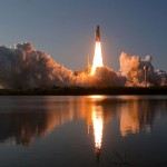 Launch of Discovery STS-133, LC-39A, Kennedy Space Centre