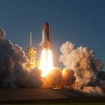 Launch of STS-133, LC-39A, Kennedy Space Centre