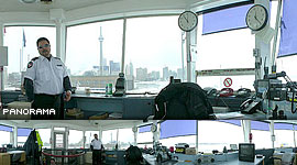 Old control tower, Toronto Island Airport, Toronto Islands