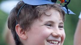 Kid's Fascinators, Gala Weekend 2011, Ward's Island, Toronto Islands