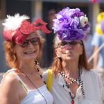 Alice and Leida, Gala Weekend 2011, Ward's Island, Toronto Islands
