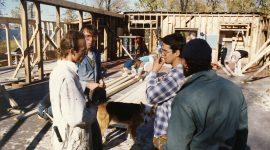 1989 AIA Rebuilding Crew, Algonquin Island, Toronto Islands