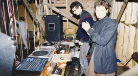 New Year's 1989, DJ Joanna Kidd, Algonuin Island, Toronto Islands